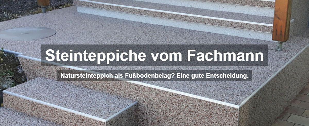 Steinteppiche Esslingen (Neckar) 🥇 Natur-Steinteppich.de ✔ Terrassensanierung, Bodenbelag